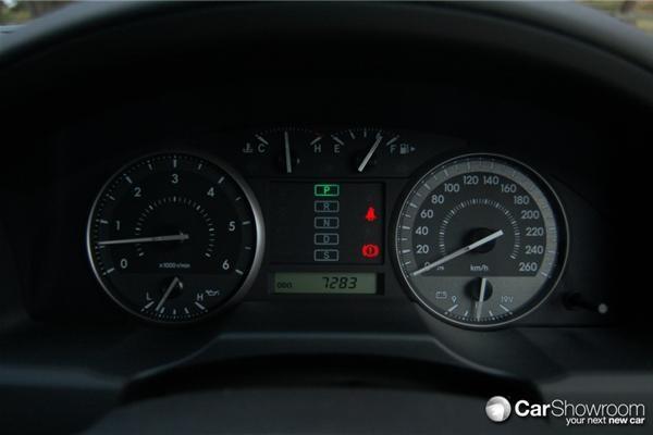 2010 TOYOTA LANDCRUISER 4D WAGON GXL 4X4