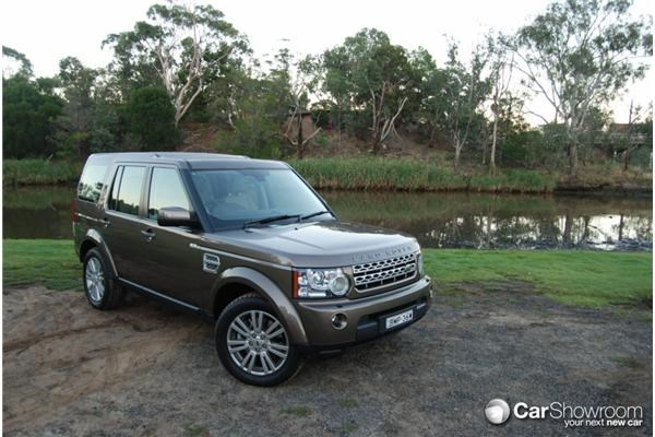 2010 LAND ROVER DISCOVERY 4 4D WAGON 3.0 TDV6 HSE