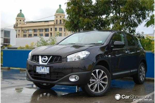 Review - 2010 Nissan Dualis II Ti - Car Review & Road Test