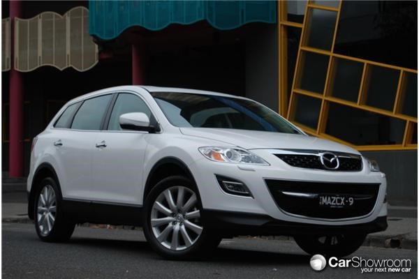 2010 MAZDA CX-9 4D WAGON GRAND TOURING