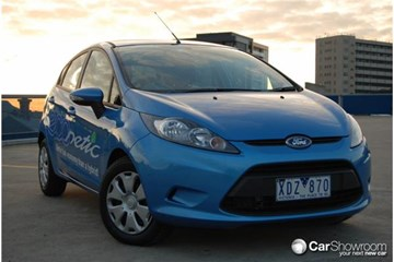 2010 FORD FIESTA 5D HATCHBACK ECONETIC