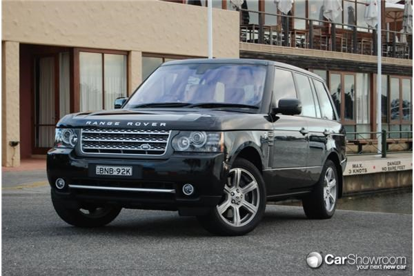 review - 2010 range rover vogue autobiography