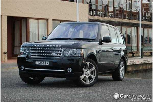 Review 2010 Range Rover Vogue Autobiography