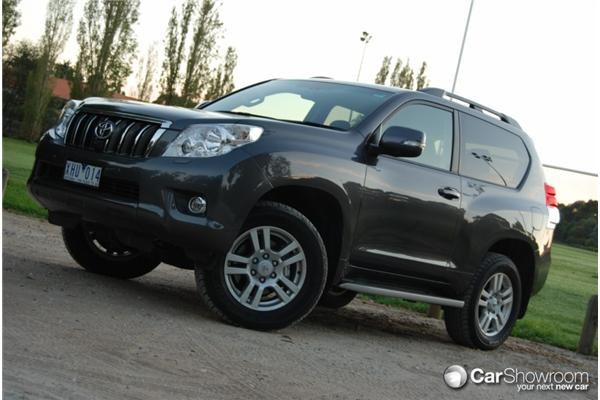 Review Toyota Prado Three Door Zr Car Review