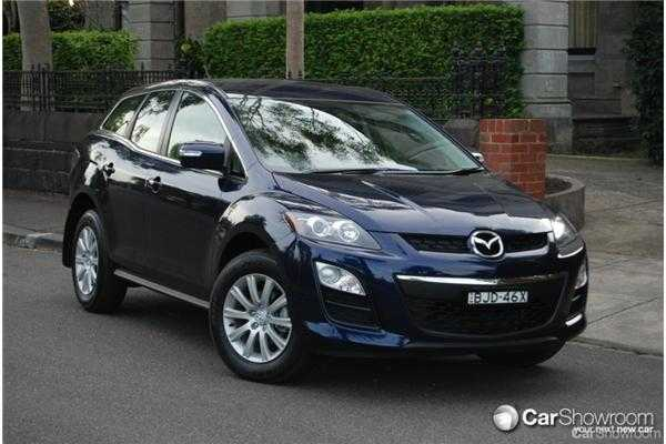 Review - 2010 Mazda CX-7 Classic - Car Review