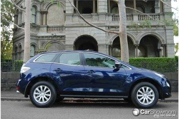 review 2010 mazda cx 7 classic car review