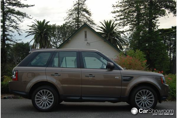 review 2010 range rover sport tdv6 car review. Black Bedroom Furniture Sets. Home Design Ideas