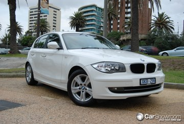 2010 BMW 1 5D HATCHBACK 18D