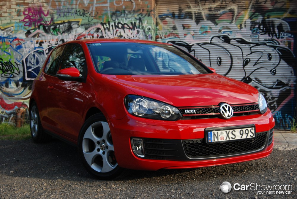 review  volkswagen golf gti car review