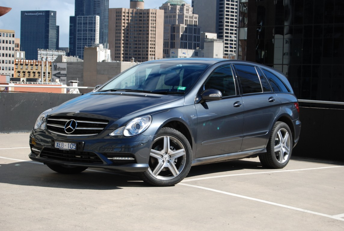 What Is A Crossover Suv >> Review - 2010 Mercedes-Benz R 300 CDI - Car Review