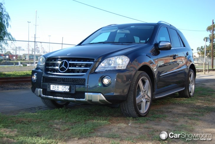 Review 2010 Mercedes Benz Ml 350 Cdi Car Review