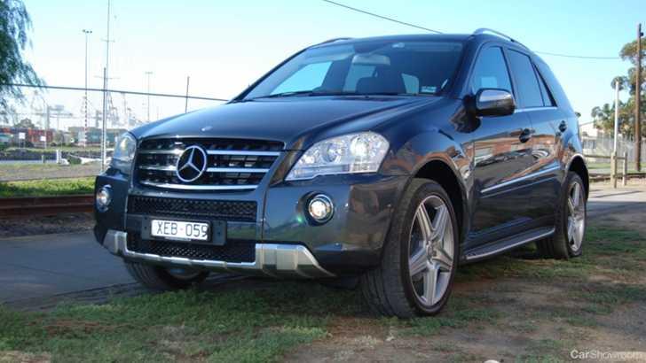 Mercedes Ml Cdi Blueefficiency Review