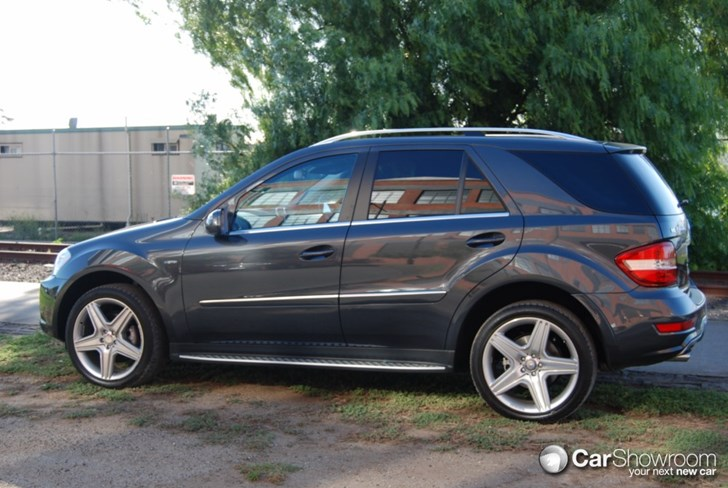 2010 MERCEDES-BENZ ML 350 CDI SPORTS 4X4