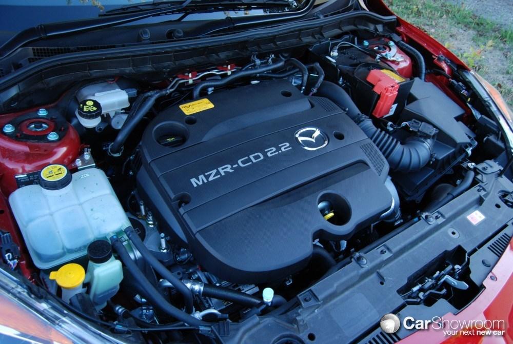 review - 2010 mazda3 diesel