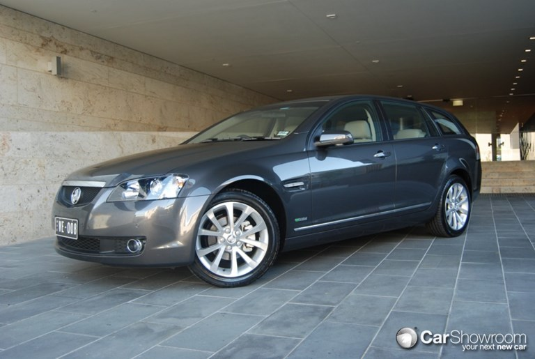 2010 HOLDEN CALAIS V 60TH ANNIVERSARY