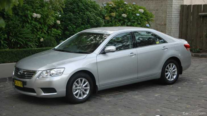 Review 2010 Toyota Aurion At X Car Review