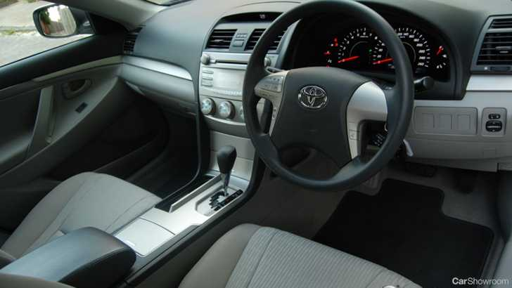 Toyota Aurion Touring Review