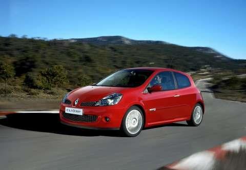 2010 RENAULT CLIO SPORT 197