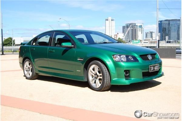 2010 HOLDEN COMMODORE SV6