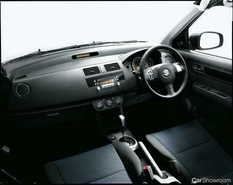 review 2010 suzuki swift s car review. Black Bedroom Furniture Sets. Home Design Ideas