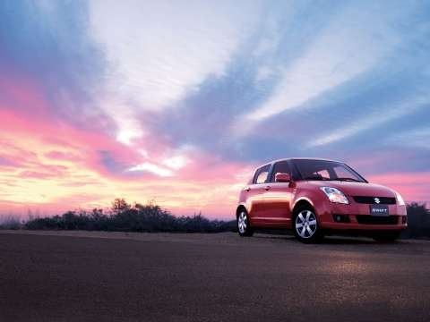 2010 SUZUKI SWIFT S