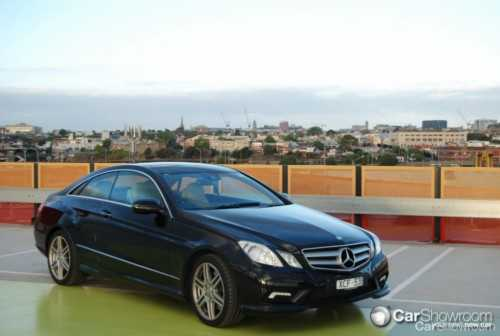 Review 2010 Mercedes Benz E500 Coupe Car Review