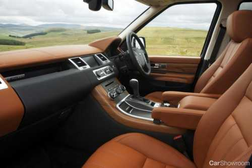 Review 2010 My Range Rover Range Rover Sport Car Review