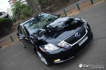2009 LEXUS GS450H HYBRID