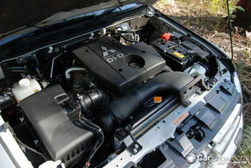 Mitsubishi 4m41 Engine Workshop Manual