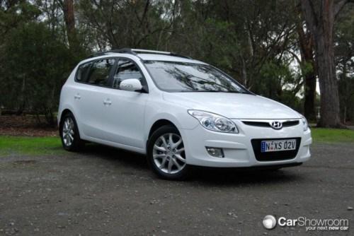 Review 2009 Hyundai I30cw Car Review