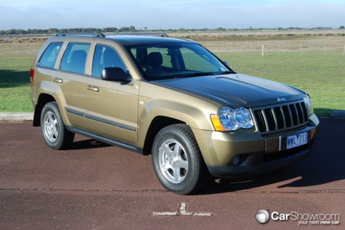 Jeep Grand Cherokee Laredo >> Review - 2009 Jeep Grand Cherokee CRD Laredo - Car Review
