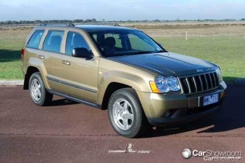 review 2009 jeep grand cherokee crd laredo car review. Black Bedroom Furniture Sets. Home Design Ideas