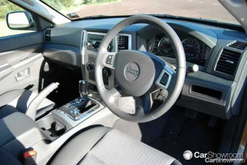 review - 2009 jeep grand cherokee crd laredo - car review