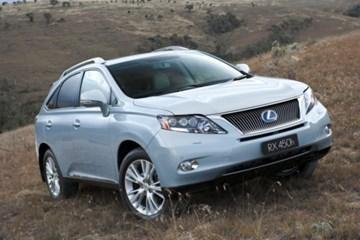 2009 LEXUS RX450H