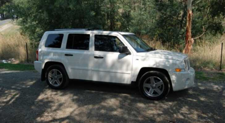 Jeep Patriot - latest prices, best deals, specifications