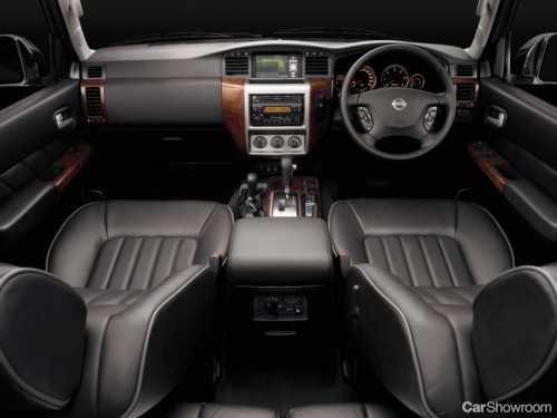 Review 2009 Nissan Patrol Ti Car Review