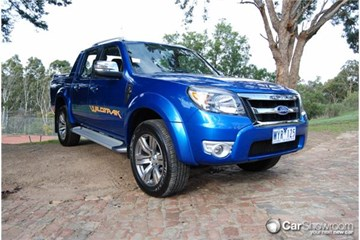 2009 FORD RANGER WILDTRACK 4X4