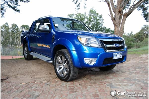 Review 2009 Ford Ranger Wildtrak Car Review