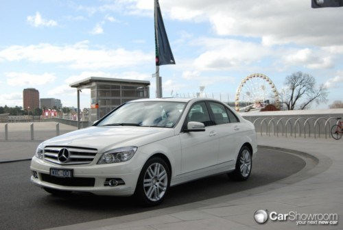 Review 2009 Mercedes Benz C 200 Kompressor Car Review