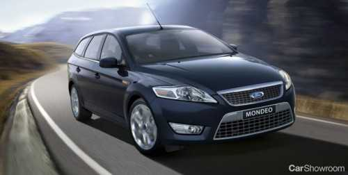 review 2009 ford mondeo wagon car review. Black Bedroom Furniture Sets. Home Design Ideas