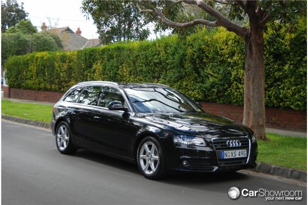 review 2009 audi a4 avant car review. Black Bedroom Furniture Sets. Home Design Ideas