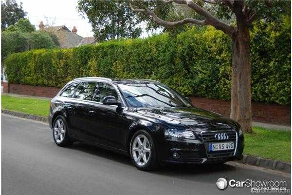 Review 2009 Audi A4 Avant Car Review