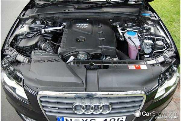 Review - 2009 Audi A4 Avant - Car Review