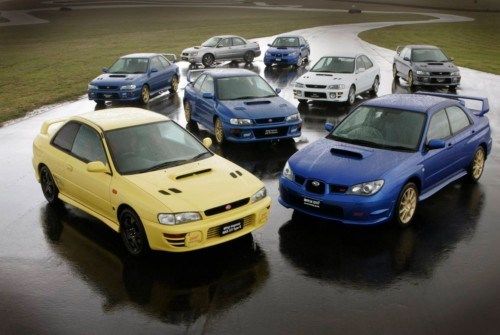 Review 2009 Subaru Impreza Wrx Sti Car Review
