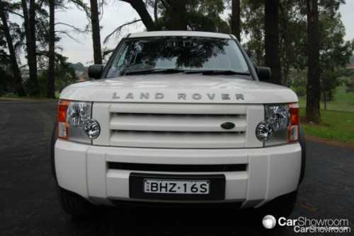 Review 2009 Land Rover Discovery 3 Car Review