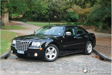 2009 CHRYSLER 300C 3.5 V6