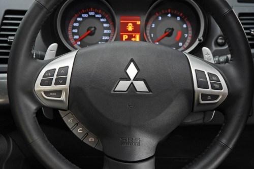 2009 MITSUBISHI LANCER VR-X