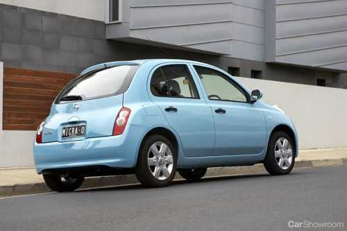 review 2009 nissan micra car review. Black Bedroom Furniture Sets. Home Design Ideas