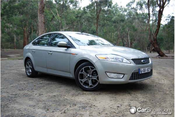 review 2009 ford mondeo car review 1. Black Bedroom Furniture Sets. Home Design Ideas