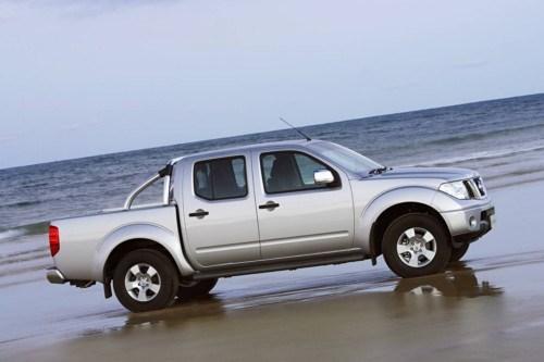 Pathfinder Turbo >> Review - 2008 Nissan Navara - Car Review